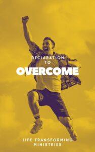 Declaration to overcome